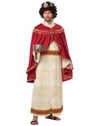 adult king melchior costume for nativity